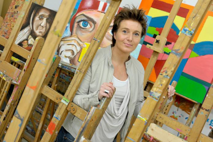 Lous Kerkhof, directeur/bestuurder van Oyfo Kunst & Techniek.