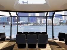 Altijd bij het raam in de nieuwste veerboot in Damen: 'Iedereen wil het best mogelijke uitzicht'