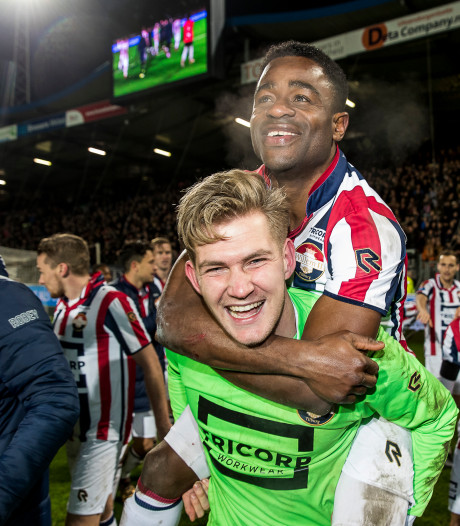 Rechter: Willem II naar halve finale KNVB beker