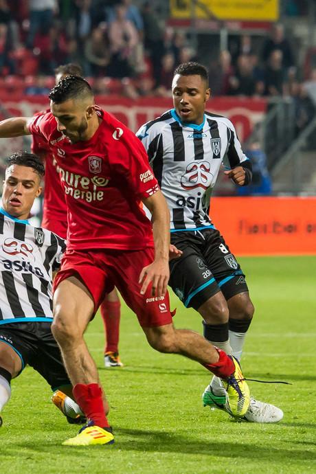 Duarte van Heracles en Assaidi van FC Twente over de hindernissen in hun carrières