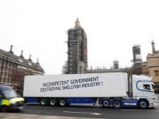 Britse vleesverwerkers slaan alarm over de brexit: 'In Rotterdam staan meer dan 120 trucks vast'