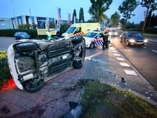 Twee gewonden bij ongeluk in Rijen