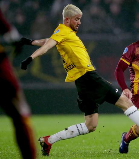 Lundqvist, Bredaas hoop in bange dagen: 'Een explosief stadion daagt mij uit'