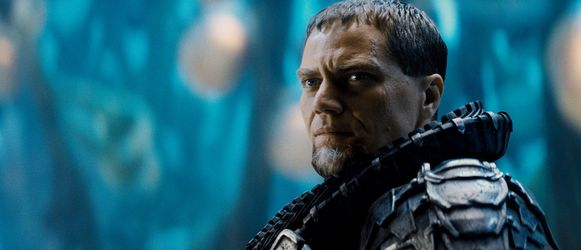 Michael Shannon als General Zod