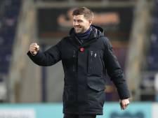 """Steven Gerrard et les Rangers """" en bonne position"""" avant le Standard"""