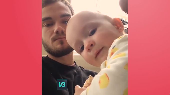 VIRAL3 HAPPY FRIDAY: Schattige baby leert beatboxen
