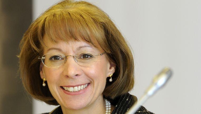 CEO Nancy McKinstry van Wolters Kluwer. Beeld anp