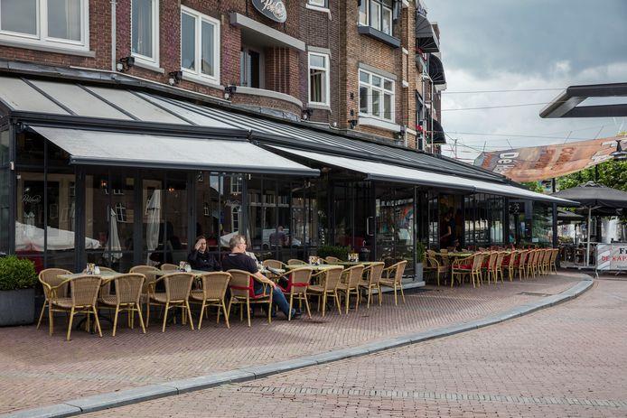 't Pakhuis aan de Havenweg wordt De Thuishaven.