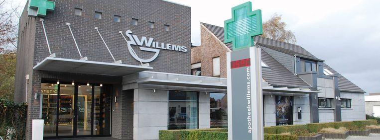 Apotheek Willems in Massenhoven wordt overgenomen daar apotheker Verheijen uit Ranst.