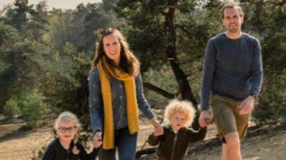 Oudsbergen pakt uit met eerste toeristische brochure