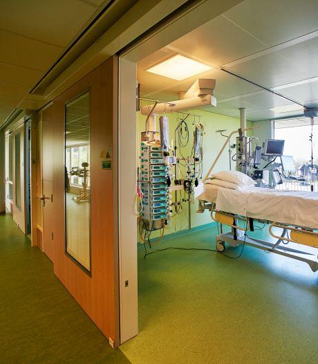 Aantal coronapatiënten op ic in Brabantse ziekenhuizen duikt onder de 40