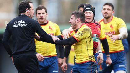 In het rugby lachen ze er niet mee: tot 43 weken schorsing voor Spanjaarden die ref belaagden na interland tegen België