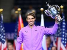 Nadal volgt zijn hart en verdedigt titel US Open niet: 'Besluit dat ik nooit had willen nemen'