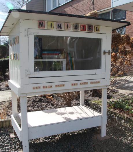 Dorpsbibliotheek Lattrop wil uitbreiden met 'mini-biebs'