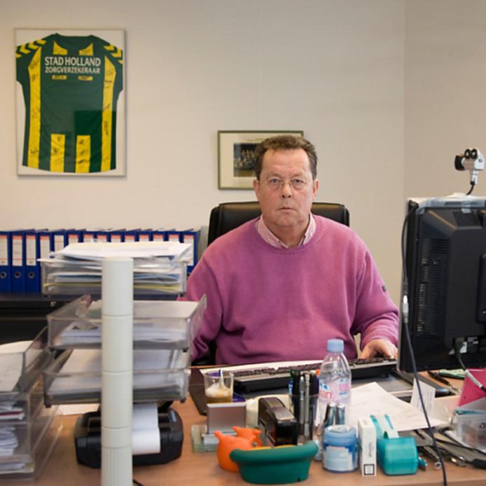 Eeg Bollebakker stond aan de wieg van Nieuw Elan, maar zegde tot tweemaal toe zijn lidmaatschap op en voegt zich nu bij RijnGouweLokaal.