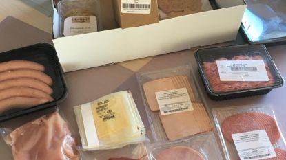 Lokers bedrijf Q-food biedt vlees- en veggiepakketten aan via afhaalpunten