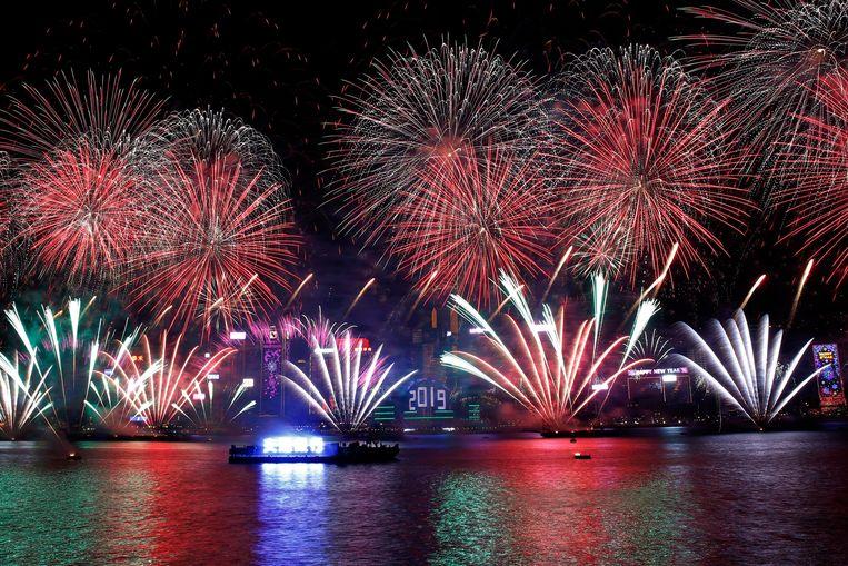 De Victoria Harbour in Hong Kong (AP Photo/Kin Cheung).