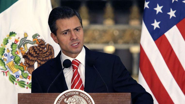 Burgerorganisaties vrezen dat de regering van Enrique Peña Nieto de commerciële teelt van genetisch gemodificeerde maïs goedkeurt. Beeld ap