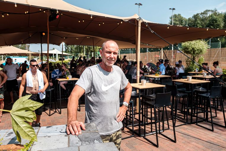 Glenn Dierck van TC De Klinkaert.