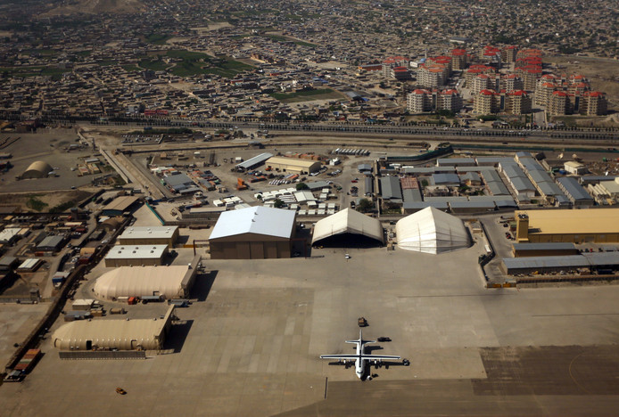 Aéroport international de Kaboul (archives, 2015)
