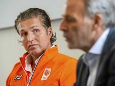 Van den Hoogenband schrapt 'losersvlucht' bij Spelen 2020