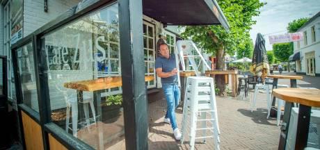 'Coronaproof': Het terras van café Zus mag weer open