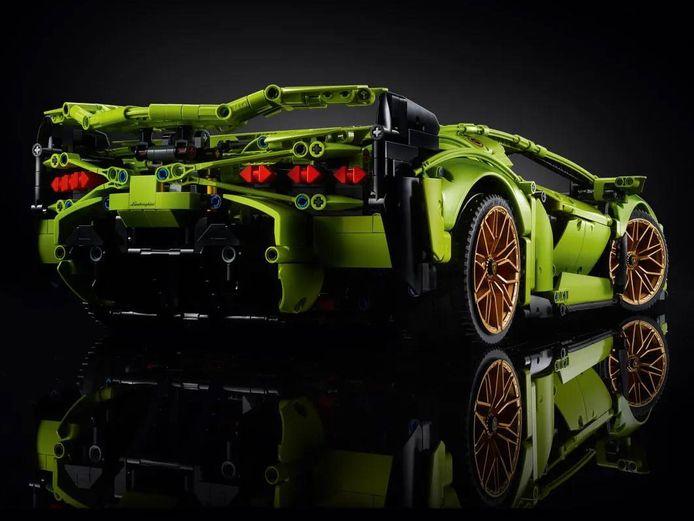 Lego-Lamborghini.