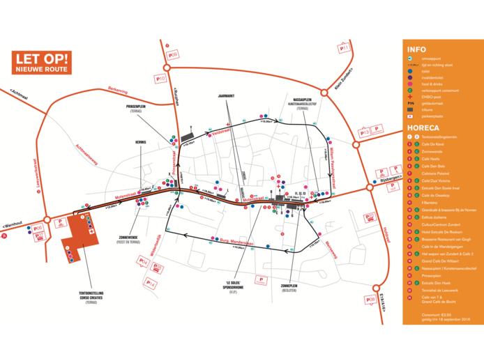 Route corso 2016