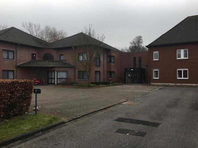 Woonzorgcentrum Ter Luchte in Ruddervoorde.