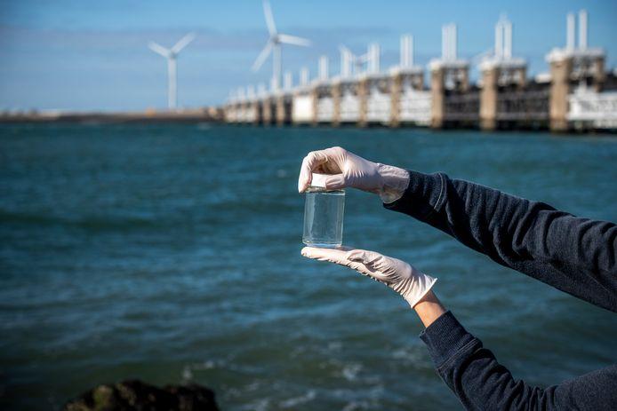 Het Delta Kenniscentrum doet onder meer onderzoek naar water en naar voedsel uit water