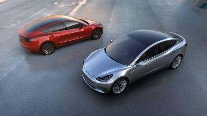 Tesla rijdt verrassend naar winst