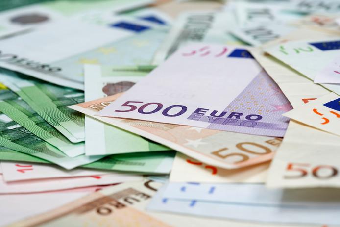 De vrouw ontvangt 65.000 euro.