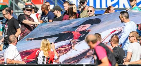 Feyenoord over kritiek op te luide fans: 'De vraag is of je deze vormen van emotie volledig kunt uitbannen'