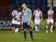 Ajax zal niet voor de derde keer op rij willen morsen tegen Willem II