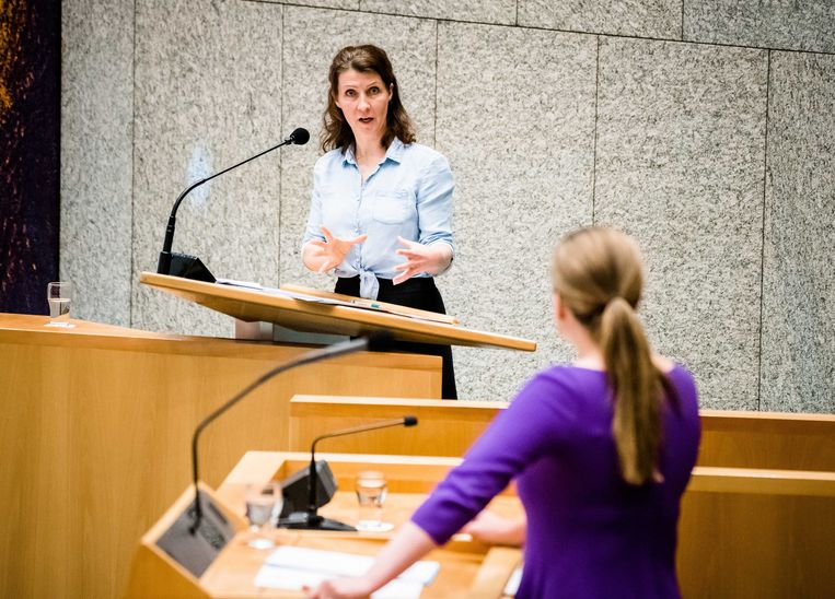 PvdD-Kamerlid Esther Ouwehand Beeld ANP