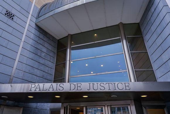 Het justitiepaleis van Luik.