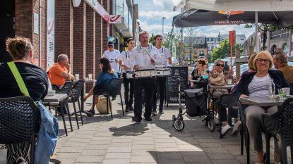 Er mag opnieuw geblazen worden en dat viert Harmonie Sint-Cecilia met een streetparade op de Oude Vest