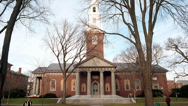 De universiteit van Harvard