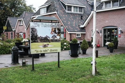 De Tuinkamer in Ruurl: 'Allerminst saai'.