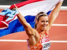 1,2 miljoen kijkers voor gouden race Dafne Schippers