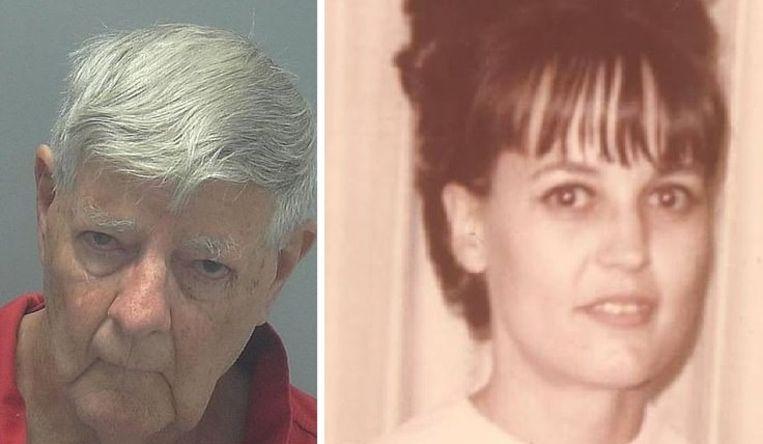 John Bayerl en zijn vrouw Dona, die verdween in 1979.