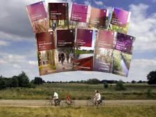Twintig nieuwe fietsroutes van samen 750 km rond Roosendaal