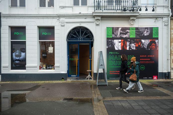 14012021 Antwerpen dublin   Het FOMU op locatie: multimedia-installatie 'Made In Dublin'