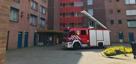 Liftopsluiting tijdens korte stroomstoring in Zwijndrecht