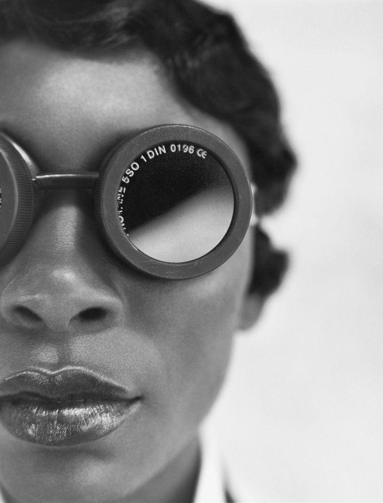 Werk van de Zuid-Afrikaanse modefotograaf Koto Bolofo Beeld Koto Bolofo