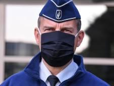 Port du masque: renforcement des contrôles policiers à Herstal