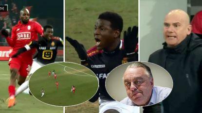 """KV Mechelen nog niet uitgepraat over match op Sclessin: """"Er zijn eigenaardige dingen gebeurd"""""""