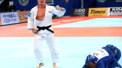 """Europees kampioen grijpt op 22ste zilver op WK judo: """"Matthias Casse gaat nog járen van zich doen spreken"""""""