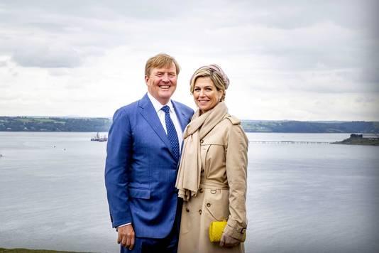 Koning Willem-Alexander en koningin Maxima bezochten afgelopen week Ierland.