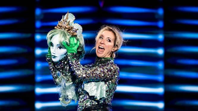 """Kathleen Aerts haalt opgelucht adem na 'The Masked Singer': """"Dankzij Zeemeermin ben ik verlost van mijn claustrofobie"""""""